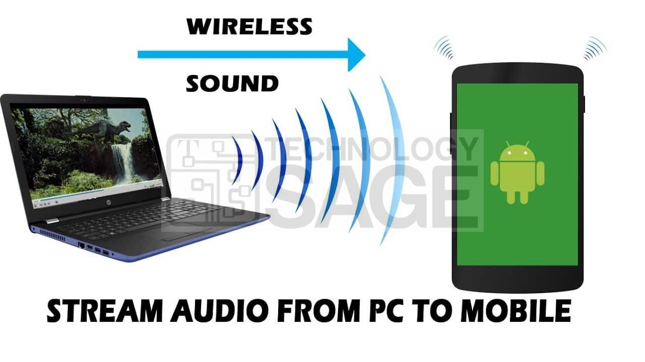 How to Use Android as a Bluetooth Speaker for pc/Laptop
