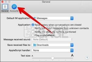 how to sync iPhone messages to mac pc