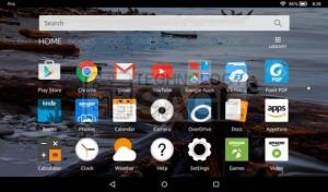 Install Google play on kindle fire