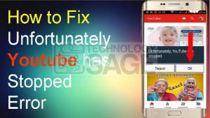 Unfortunately YouTube Has Stopped