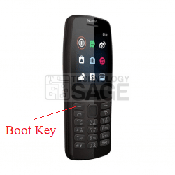 NOKIA TA1139 BOOT KEY
