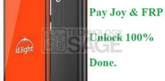Dlight-M1000-Smartphone Pay Joy FRP unlock