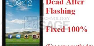 itel 1353 Dead after flash fixed