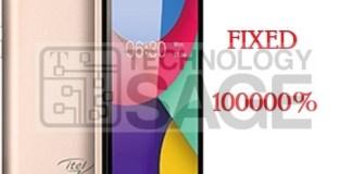 itel1508 hanging problem fix