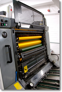 Technology Squared - Offset Printing