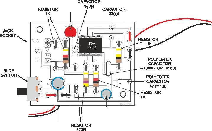resistors on a circuit board print zazzle