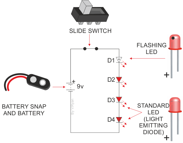 Simple Wiring Diagrams Electricity Electricity Generator