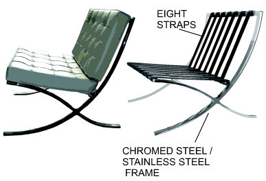 steel chair manufacturing process professional gaming chairs the barcelona basic stages of manufacture