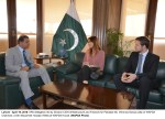 WAPDA chairman discusses financing of WAPDA projects with KFW