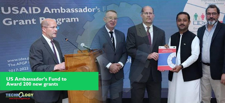 The U.S. Agency for International Development (USAID) publically launched the next round of the Ambassador's Fund Grant Program