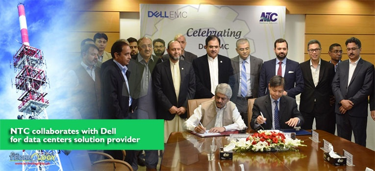 NTC collaborates with Dell for data centers solution provider