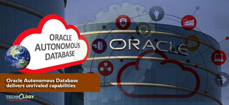 Oracle Autonomous Database delivers unrivaled capabilities
