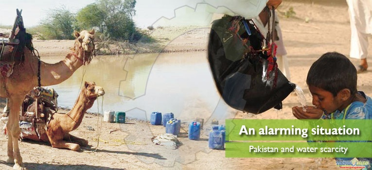 Pakistan and water scarcity: An alarming situation