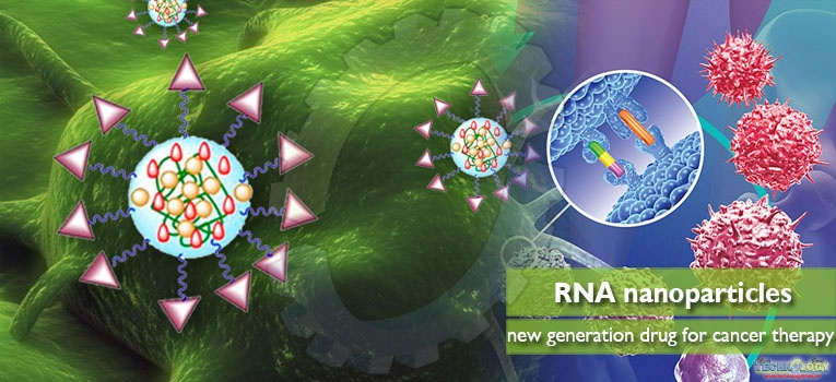 RNA nanoparticles new generation drug for cancer therapy