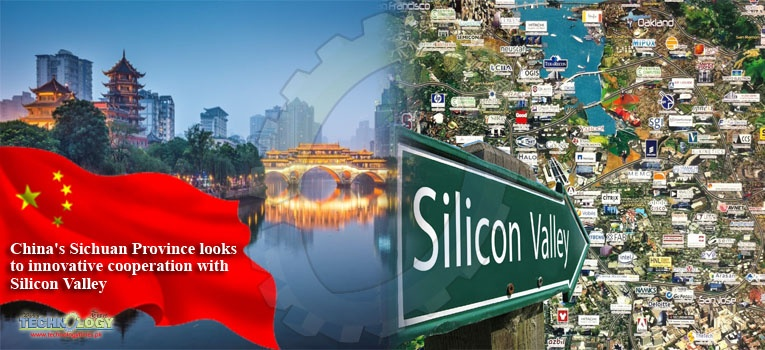 China's Sichuan Province looks to innovative cooperation with Silicon Valley