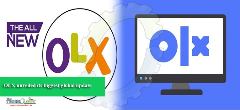 OLX unveiled its biggest global update