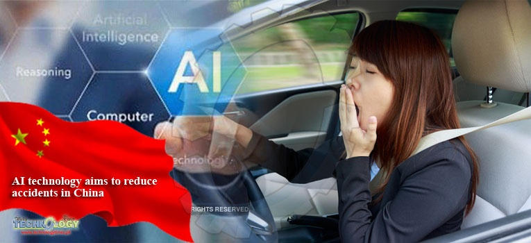 AI technology aims to reduce accidents in China