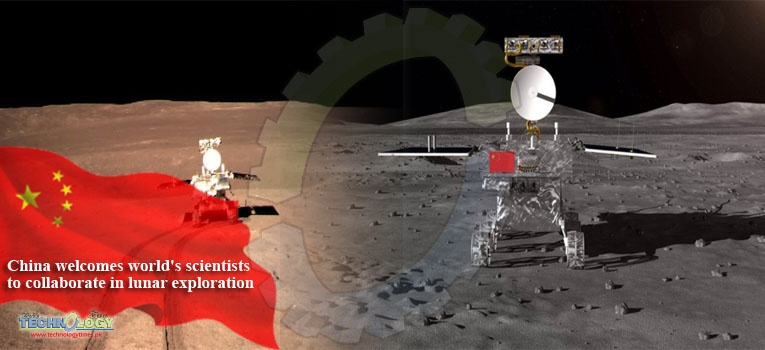 China welcomes world's scientists to collaborate in lunar exploration