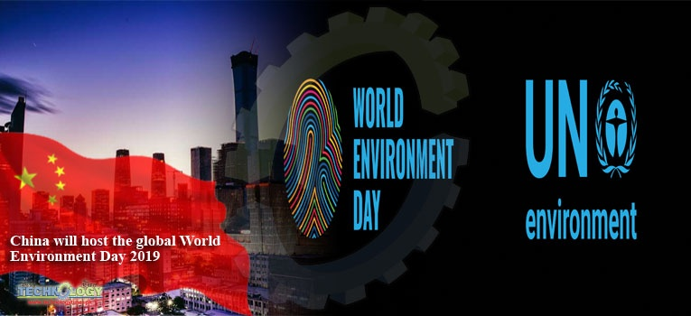 China will host the global World Environment Day 2019