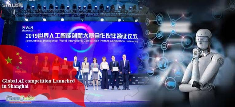 Global AI competition Launched in Shanghai