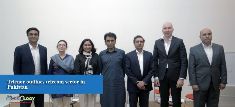 Telenor outlines telecom sector in Pakistan