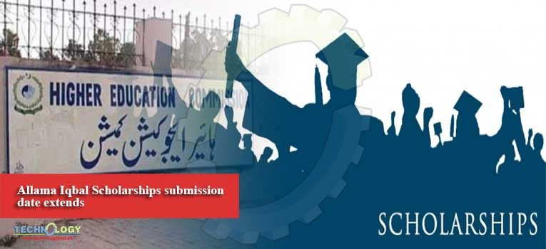 Allama Iqbal Scholarships submission date extends