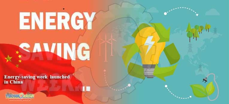 Energy-saving week launched in China