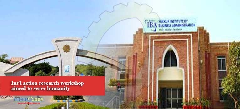 Int'l action research workshop aimed to serve humanity