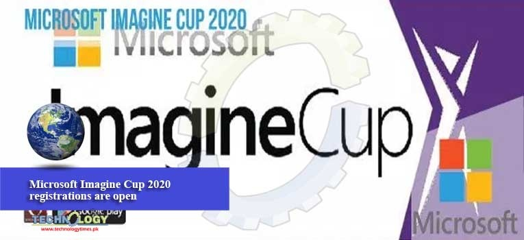 Microsoft Imagine Cup 2020 registrations are open