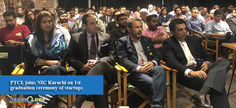 PTCL joins NIC Karachi on 1st graduation ceremony of startups