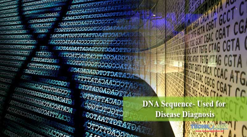 DNA Sequence- Used for Disease Diagnosis