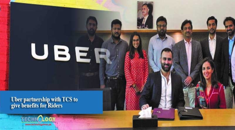 Uber partnership with TCS to give benefits for Riders