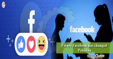 5 ways Facebook has changed Pakistan