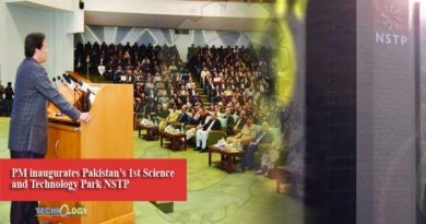 PM inaugurates Pakistan's 1st Science and Technology Park NSTP