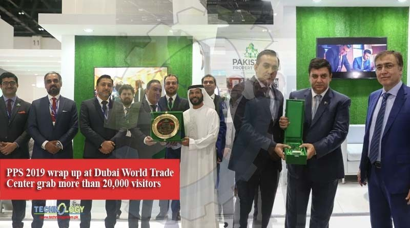PPS 2019 wrap up at Dubai World Trade Center grab more than 20,000 visitors
