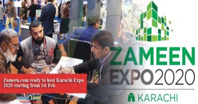 Zameen.com ready to host Karachi Expo 2020 starting from 1st Feb