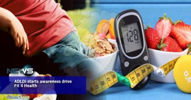 ADLDi starts awareness drive Fit 4 Health