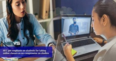 HEC put emphasis on students for taking online classes as no compromise on studies