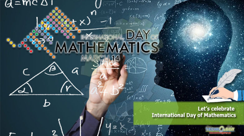 Let's celebrate International Day of Mathematics