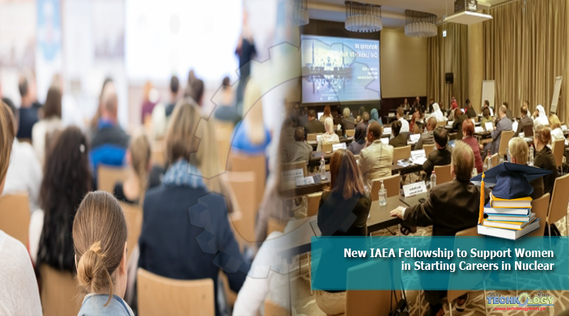 New-IAEA-Fellowship-to-Support-Women-in-Starting-Careers-in-Nuclear