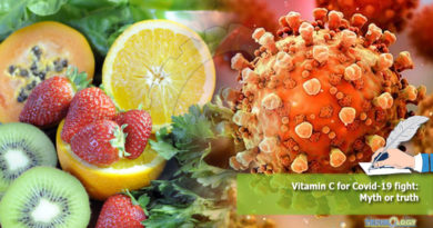 Vitamin C for Covid-19 fight: Myth or truth
