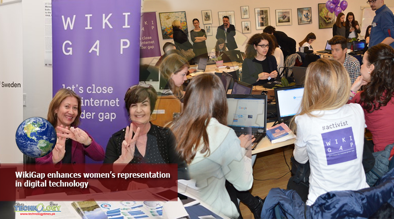 WikiGap-enhances-women's-representation-in-digital-technology