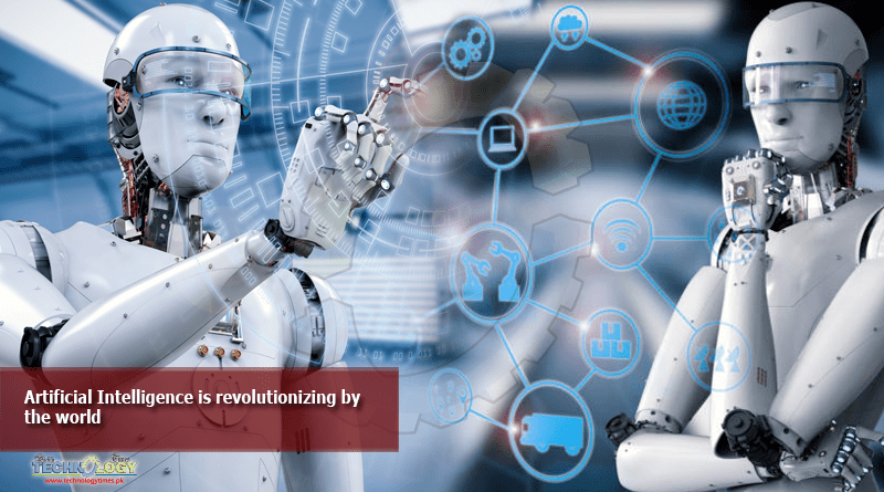 Artificial-Intelligence-is-revolutionizing-by-the-world