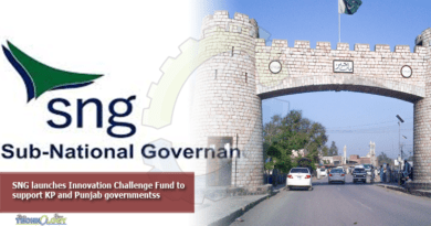 SNG-launches-Innovation-Challenge-Fund-to-support-KP-and-Punjab-governments