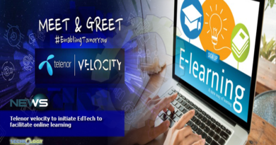 Telenor velocity to initiate EdTech to facilitate online learning