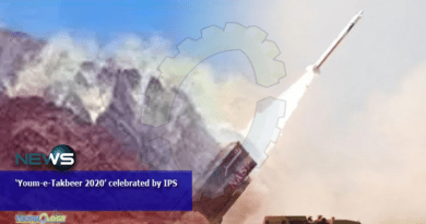 'Youm-e-Takbeer 2020' celebrated by IPS