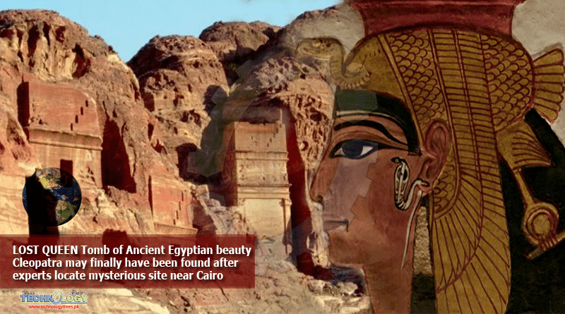 LOST-QUEEN-Tomb-of-Ancient-Egyptian-beauty-Cleopatra-may-finally-have-been-found-after-experts-locate-mysterious