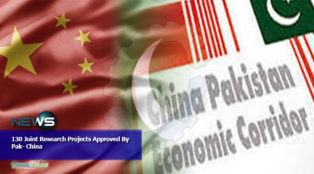 130 Joint Research Projects Approved By Pak- China