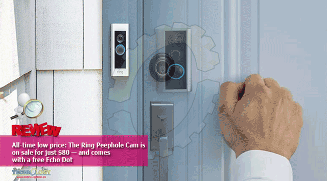 All-time-low-price-The-Ring-Peephole-Cam-is-on-sale-for-just-—-and-comes-with-a-free-Echo-Dot