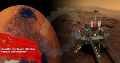 China's Mars rover Tianwen 1 Will Likely Attempt To Northeastern Mars